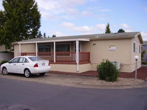 Move Ready Quiet Senior Community Mobile Home For Sale