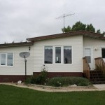 Moved Double Wide Mobile Home Viking Alberta