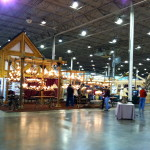 Much Fun The Log And Timber Home Show Coleman Cabin