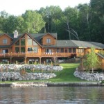 Mullett Lake Home For Sale Northern Michigan Lakefront Cheboygan