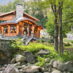 Murray Arnott Signature Collection From The Original Log Cabin Homes