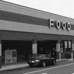 Neighborhood Shopping Center Development Anchored Food Lion And
