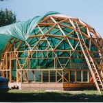 New Dome Technology Prefab Wall Doors Domes