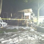 New Franklin Mobile Home Explosion