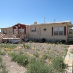 New Mexico Desert Property Homes Southwest