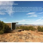 New Mexico Zip Cabin Fever Prefab Archinect