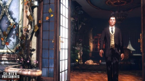 New Sherlock Holmes Game Announced Uses Unreal Engine Joystiq