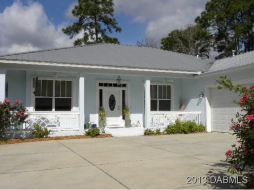 New Smyrna Beach Home For Sale