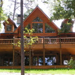 Newton Log Homes Home