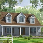 Nice Cape Cod Modular Home Cottage Homes