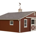 North Country Sheds Modular Horse Barns