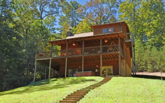 North Georgia Mountain Mccaysville Log Cabins Homes For Sale