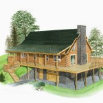Northeastern Log Homes Build Hunting And Fishing Dream Cabins