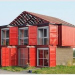 Nowadays Older Containers Are Increasingly Being Used Build Houses