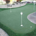Nylawn Synthetic Putting Greens Oahu Hawaii