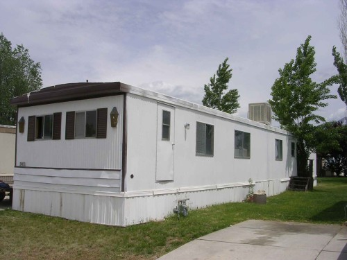 Ogden Utah Mobile Home For Sale