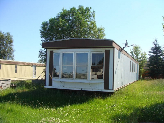 Old Mobile Home For Sale Slave Lake Alberta Estates Canada