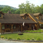 Old Virginia Hand Hewn Log Homes Inc Home