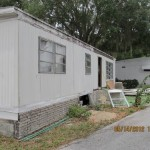 Older Mobile Home For Salvage Sale Eloise Florida Classified