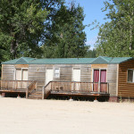 Oooh Log Cabin Mobile Home Flickr Sharing