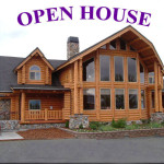 Open House Preassembled Log Homes And Cabins Homestead