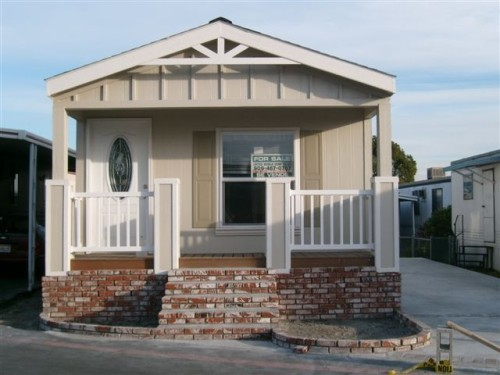Our First Solar Powered Green Affordable Manufactured Home