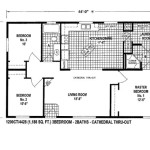 Our Homes Floor Plans Triple Wide Manufactured Cacheddouble