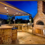 Outdoor Living Prefabricated Kitchens Modular