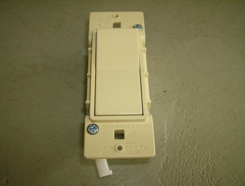 Outlets And Switches Self Contained Rocker Switch For Mobile Homes