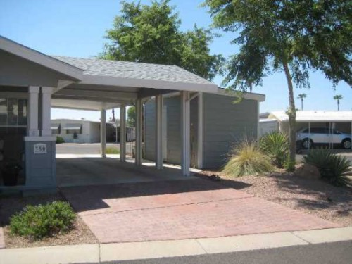 Palm Harbor Winslow Manufactured Home For Sale Mesa