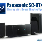 Panasonic Blu Ray Disc Home Theater System