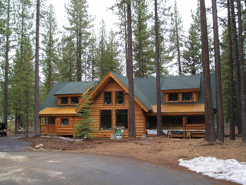Panelized Kit Log Homes Assembling Home