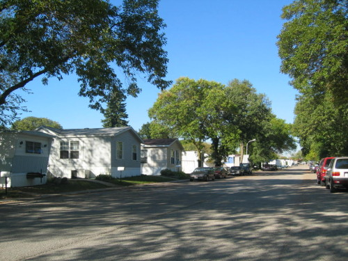 Park City Trailer Homes Picture Image Illinois