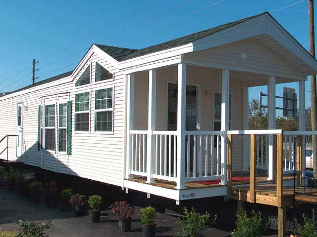 Park Model Mobile Homes Great For Second Cabins Vacation