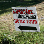 Participated The Honest Abe Log Homes Fall Tour One