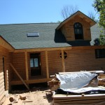 Patriot Log Home Builders Ward Cedar Homes