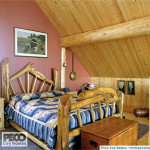 Peco Log Homes Home Pictures
