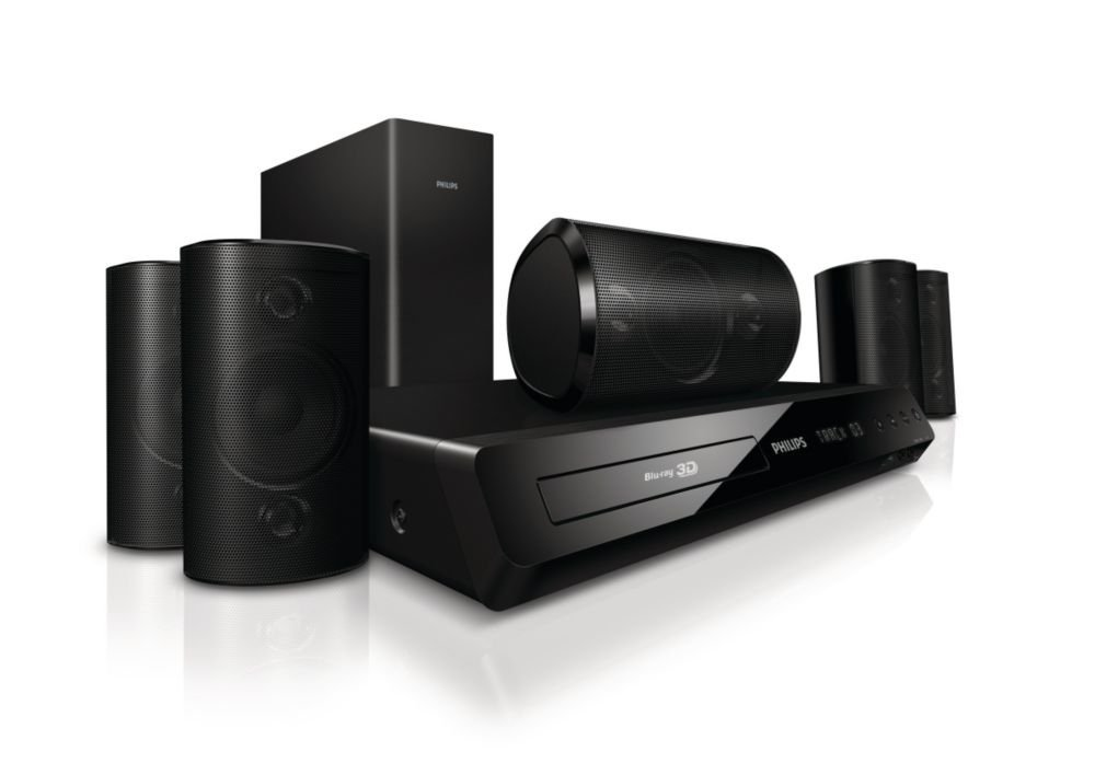 Philips Hts Blu Ray Home Theater System Review