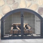 Picture Design Specialties Blacksmith Fireplace Doors Door