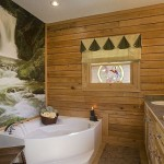 Pictures Log Home Bathrooms The Fun Times Guide Homes