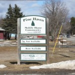 Pine Haven Mobile Home Park For Sale Old Town