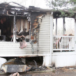 Pittsgrove Mobile Home Ravaged Fire Adults Homeless