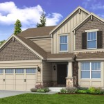Plan Clayton New Home The Premier Collection Pulte Homes