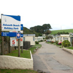 Polzeath Beach Holiday Park Mobile Homes Andy Geograph