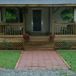 Porch Front Added Mobile Home View Porches Design
