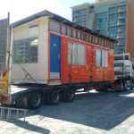Portable Building Transport