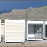 Portable Storage Container Home Ideas