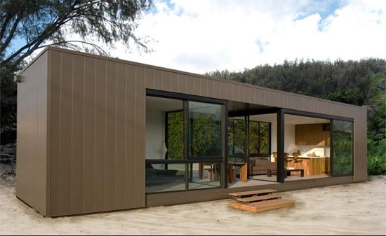 Pre Fabricated Houses Ecolog Homes