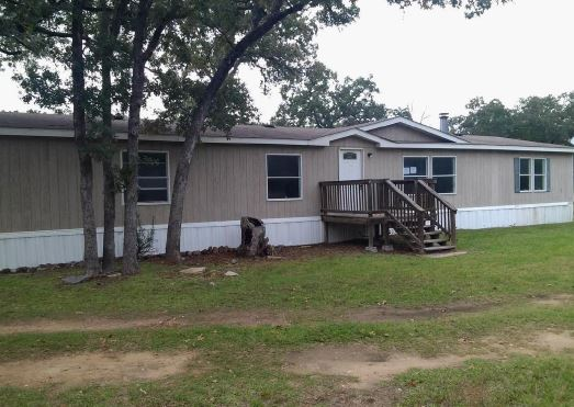 Pre Owned Double Wide Mobile Home For Sale Bastrop Texas