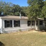 Pre Owned Double Wide Mobile Home For Sale Boyd Texas